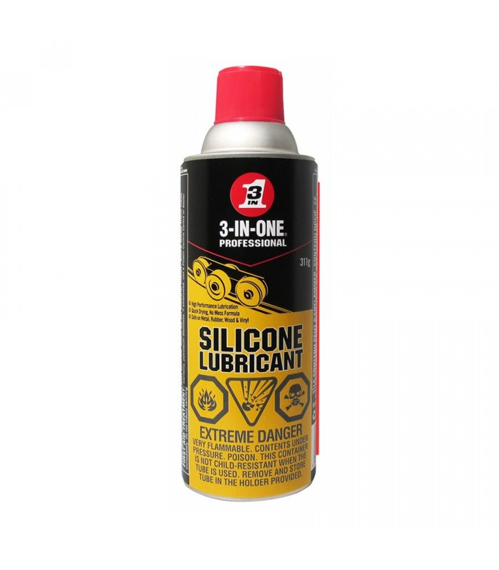 3-in-1 Professional Silicone Lubricant 311g