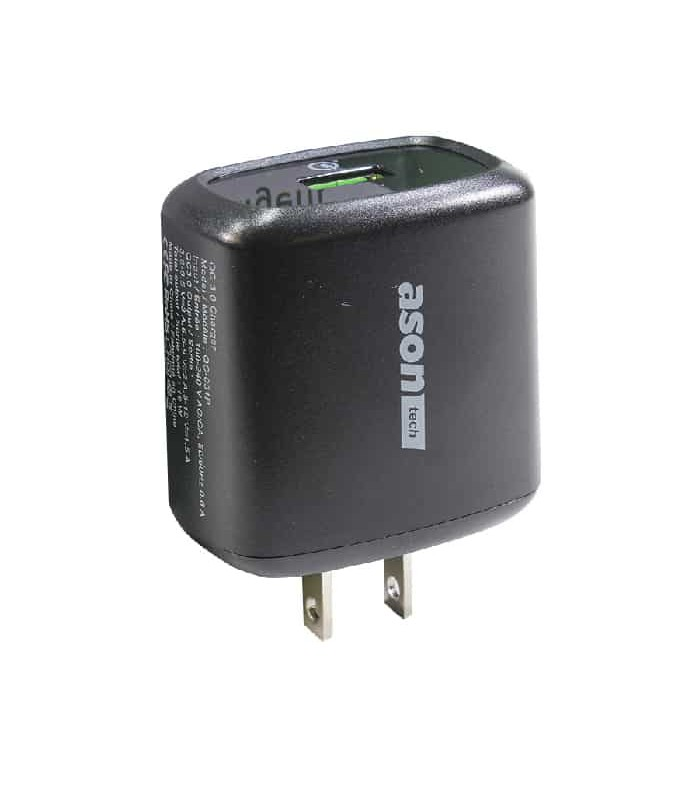 Ason Tech USB Wall Charger - 18W